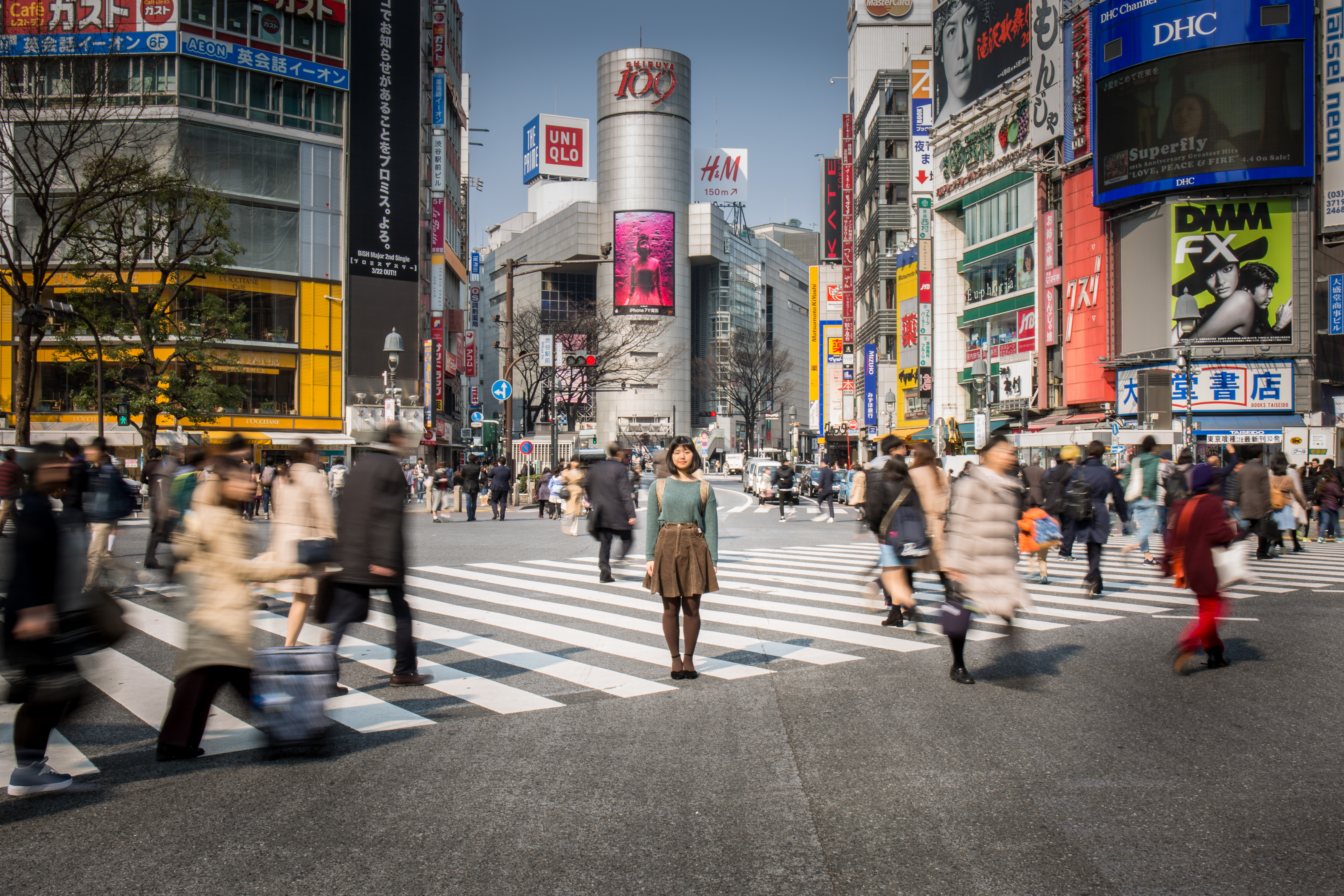 Shibuya-cross-over-start